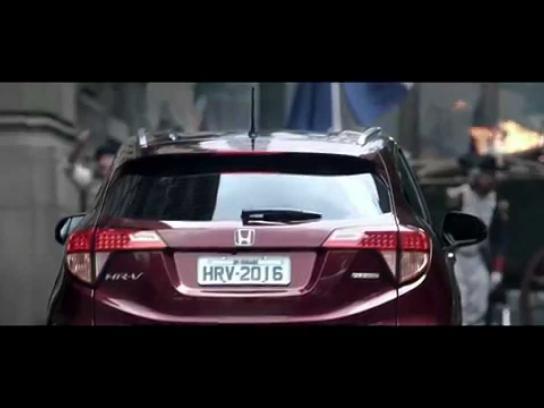 Honda Film Ad -  Revolutions
