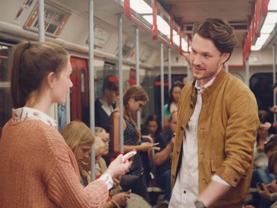 Ferrero Duplo Film Ad - Probably the smartest praline in the world