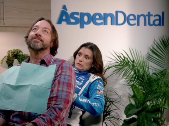 Aspen Dental Film Ad - Support