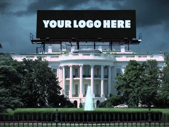 Free Speech For People Film Ad -  Your Logo Here