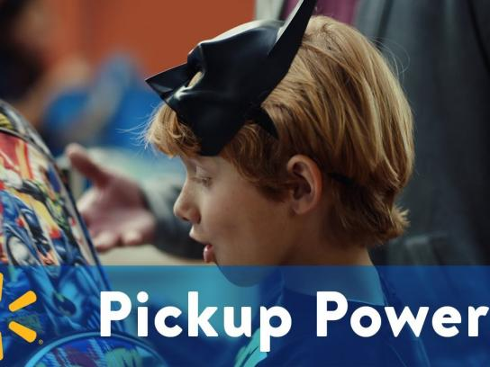 Walmart Film Ad - Pick up Your Kids' Superpowers