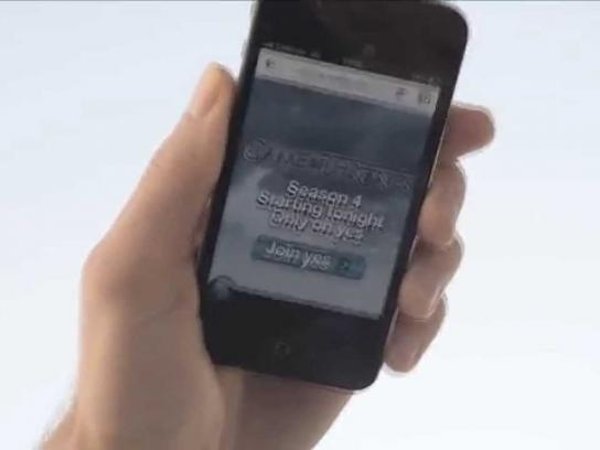 Game Of Thrones Digital Ad -  Special Mobile Promo