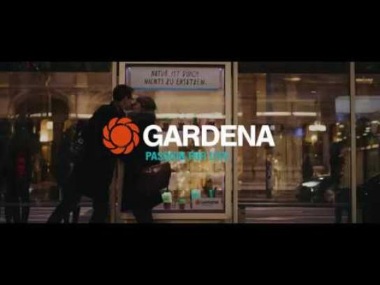 Gardena Outdoor Ad - Nature is Irreplaceable