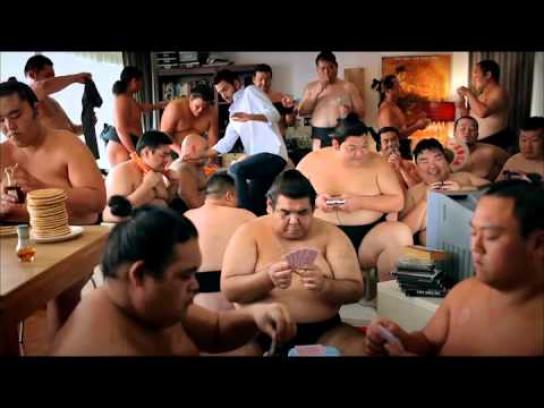 Vitaene C Film Ad -  Living with sumos