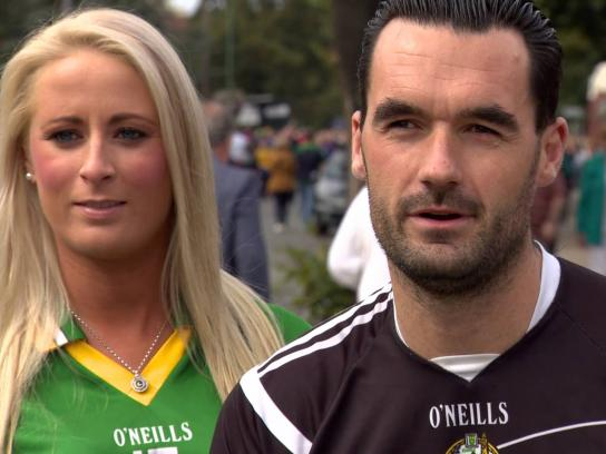 AIB GAA Digital Ad -  The Toughest Choice