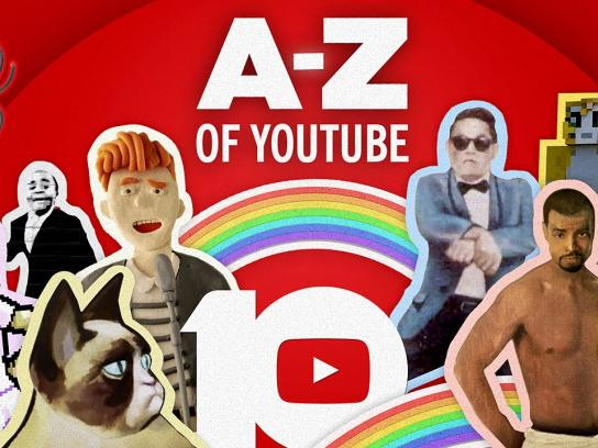 YouTube Digital Ad -  The A-Z of YouTube