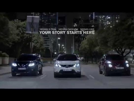 Nissan Film Ad -  Your story starts here