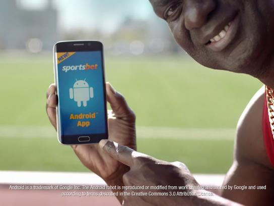 Sportsbet Film Ad - Roid in Android