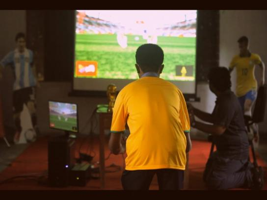 Robi Ambient Ad -  Robi Penalty Shootout Cup Brazil vs Argentina