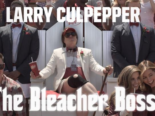 Dr Pepper Film Ad - The bleacher boss