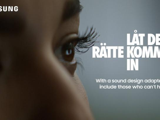 Samsung Film Ad - Feel The Sound