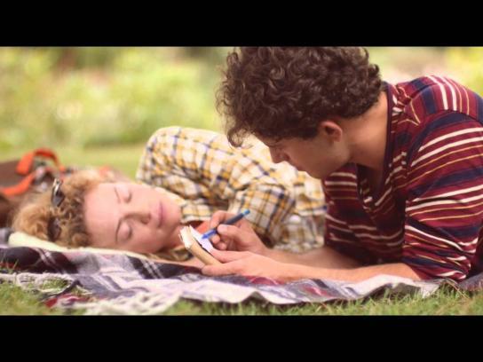 Extra Gum Film Ad -  The story of Sarah & Juan