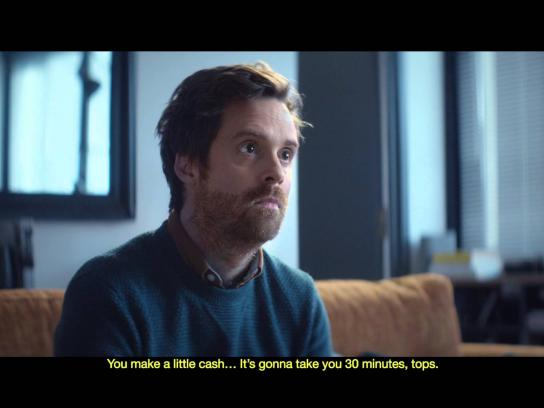 Easy Cash Film Ad -  Pascal