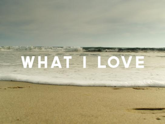 The Climate Reality Project Film Ad -  What I Love