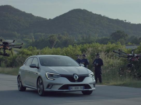 Renault Film Ad -  Wake up your passion