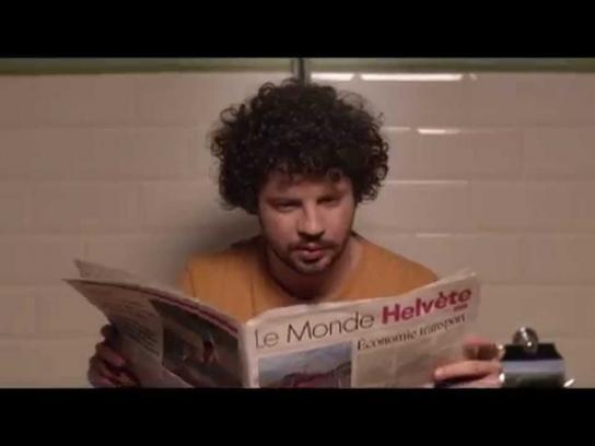 OUIBUS Film Ad -  Flush