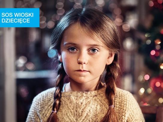 SOS Children's Villages Film Ad - First Christmas