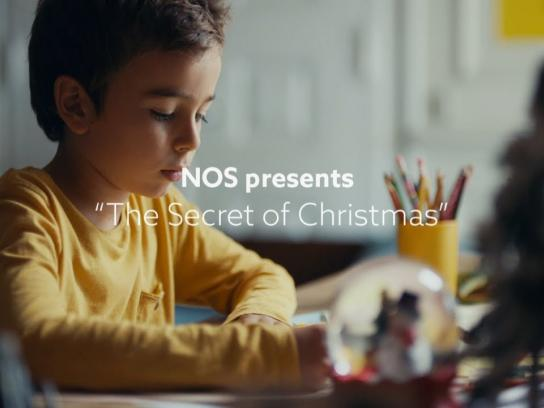 NOS Film Ad - The Secret of Christmas