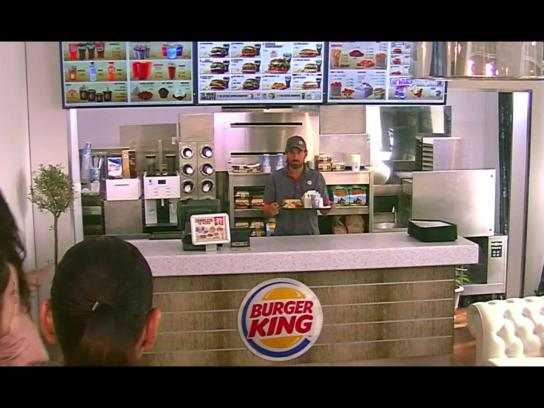 Burger King Digital Ad -  Whopper apartment