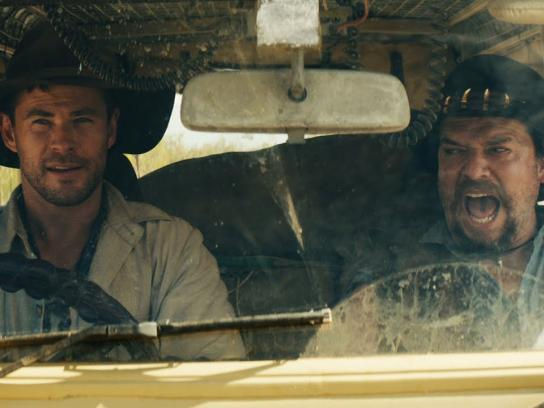 Tourism Australia Film Ad - Dundee