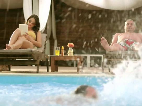Urzza Film Ad -  Swimming pool