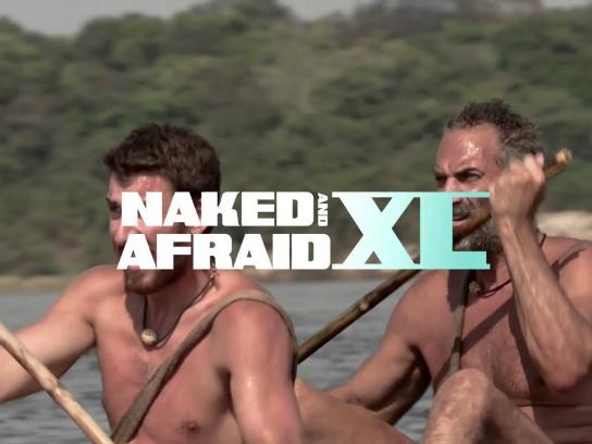 Discovery Channel Digital Ad -  Send nudes