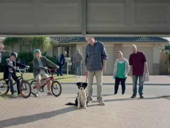 Supercheap Auto Film Ad -  Garage