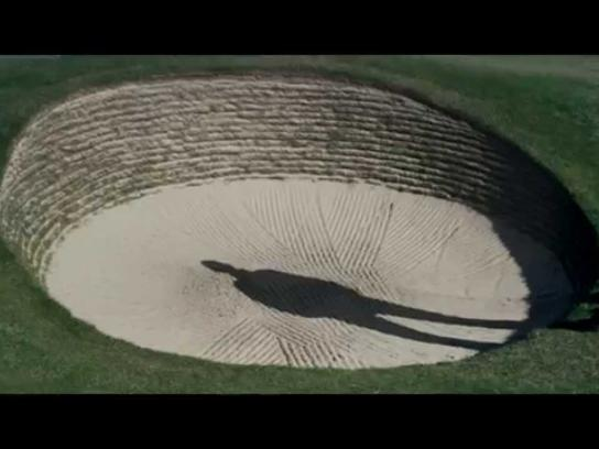 Stella Artois Digital Ad -  Perfectionists - Sandman at the Open Championship
