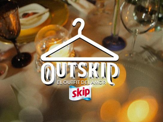 Skip Experiential Ad - Outskip, the love outfit