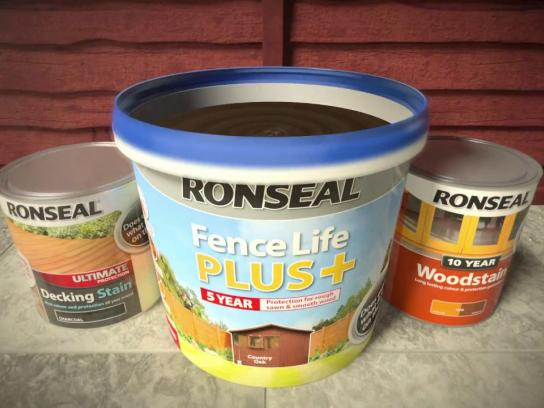 Ronseal Film Ad - Do The DIY