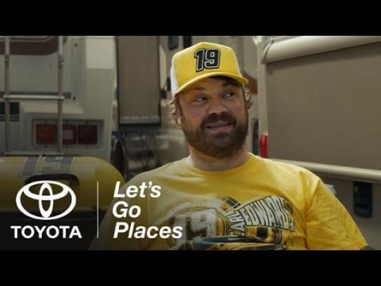 Toyota Film Ad - Tailgating