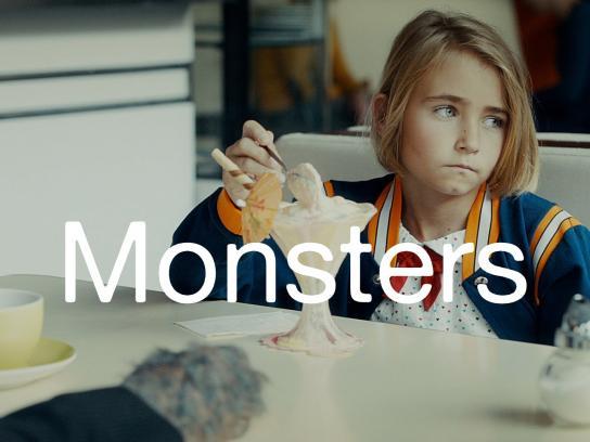 Fragile Childhood Film Ad -  Monsters