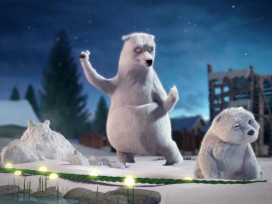 Columbus Zoo and Aquarium Film Ad - Wildlights