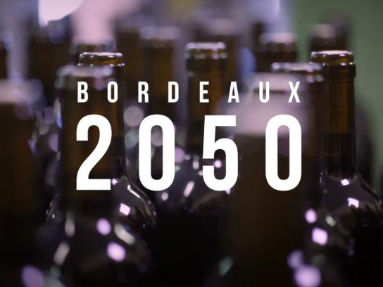 French Association of Journalists for the Environment Direct Ad - BORDEAUX 2050