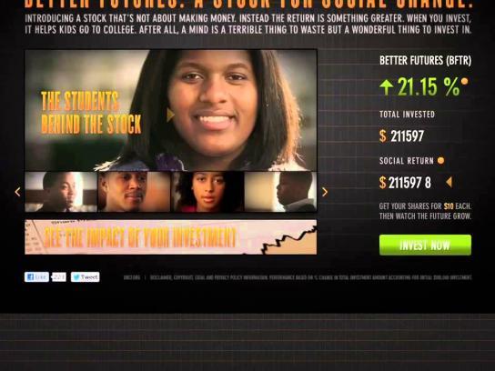 United Negro College Fund Digital Ad -  Better Futures