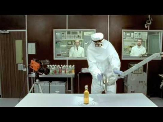 Amstel Film Ad -  Vacuum Form Test 0073E20