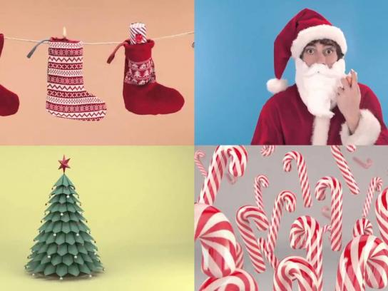 Atresmedia Film Ad -  Much television, many christmas