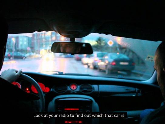 Audi Ambient Ad -  Cross every border