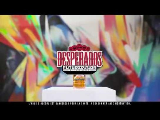 Desperados Content Ad - Desperados FuturEdition