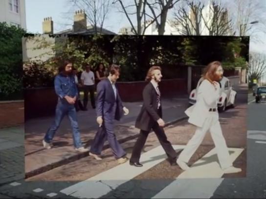 Google Digital Ad -  Inside Abbey Road