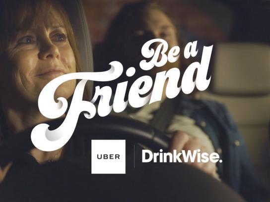 Uber Film Ad - Where's my keys?