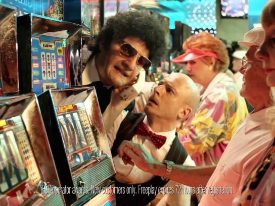 Paddy Power Film Ad -  Casino