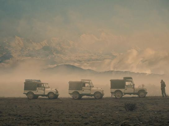 Land Rover Film Ad - The Land of Land Rovers