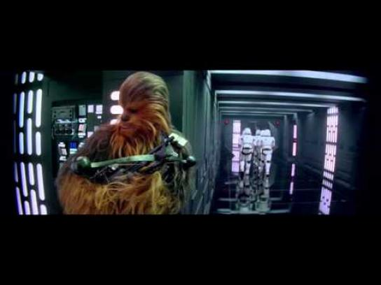 Verizon Film Ad -  A better network as explained by Star Wars