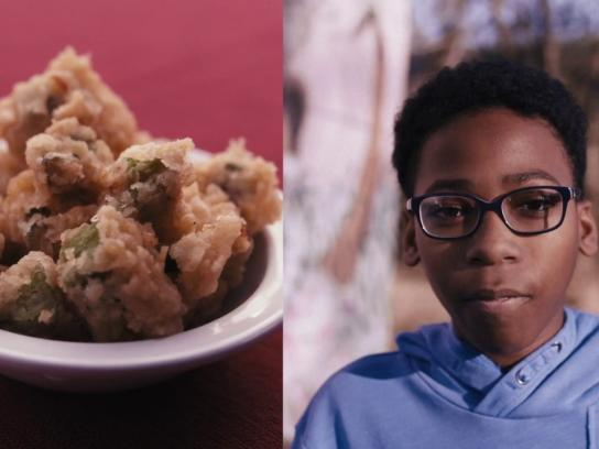 Nickelodeon Film Ad - Black History Month 2018 - Cuisine