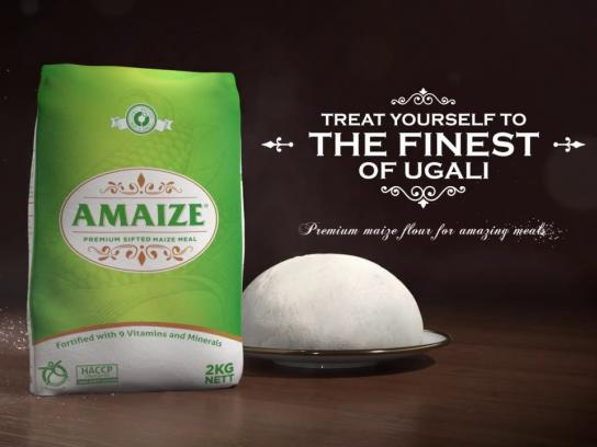 Amaize Film Ad - Treat Yourself