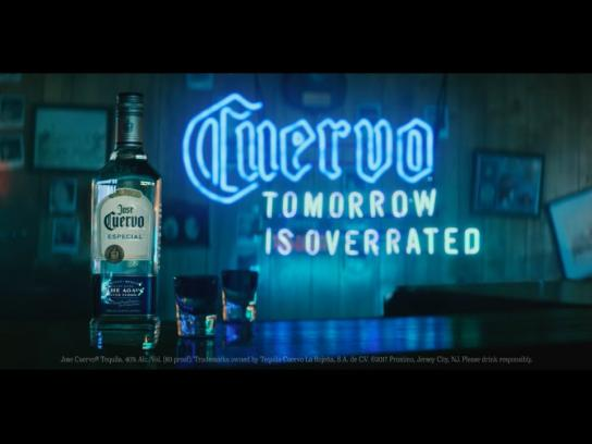 Jose Cuervo Film Ad - Last days