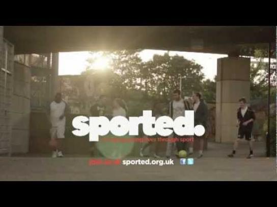 Sported Film Ad -  Turn it Around