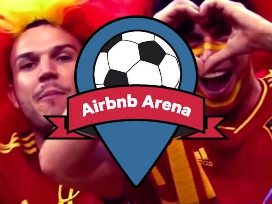 Airbnb Digital Ad - Arena