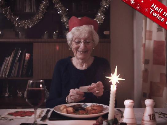 Contact the Elderly Film Ad -  Solo cracker